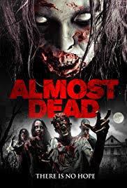 locandina del film ALMOST DEAD