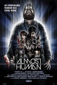 locandina del film ALMOST HUMAN