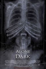 locandina del film ALONE IN THE DARK