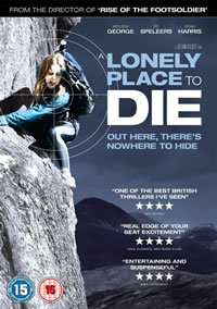 locandina del film A LONELY PLACE TO DIE