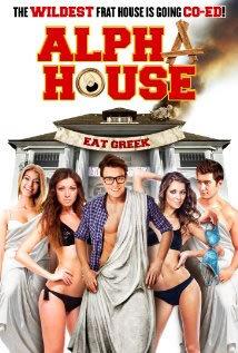 locandina del film ALPHA HOUSE