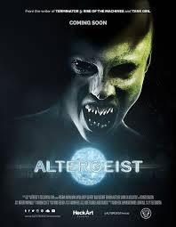 locandina del film ALTERGEIST
