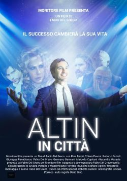 locandina del film ALTIN IN CITTA'