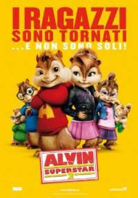 locandina del film ALVIN SUPERSTAR 2