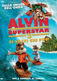 Alvin Superstar 3 – Si Salvi Chi Puo' (2011)