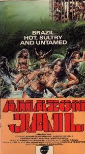 locandina del film AMAZON JAIL