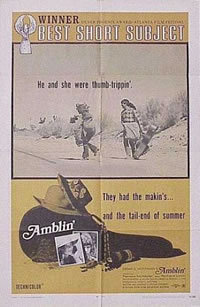 locandina del film AMBLIN'