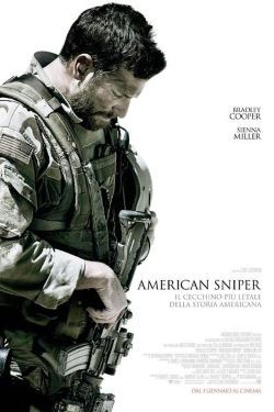 locandina del film AMERICAN SNIPER