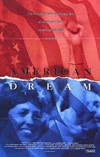 locandina del film AMERICAN DREAM