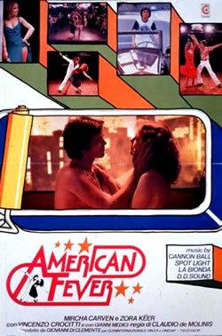 locandina del film AMERICAN FEVER