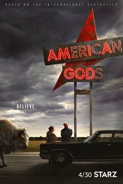 locandina del film AMERICAN GODS - STAGIONE 1