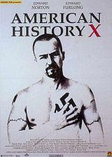 locandina del film AMERICAN HISTORY X