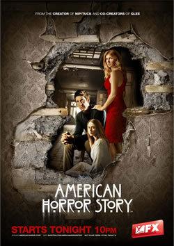 locandina del film AMERICAN HORROR STORY - STAGIONE 1