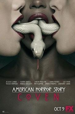 locandina del film AMERICAN HORROR STORY - STAGIONE 3