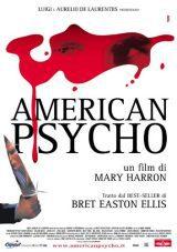 locandina del film AMERICAN PSYCHO