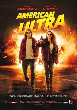 locandina del film AMERICAN ULTRA