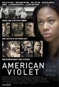 locandina del film AMERICAN VIOLET