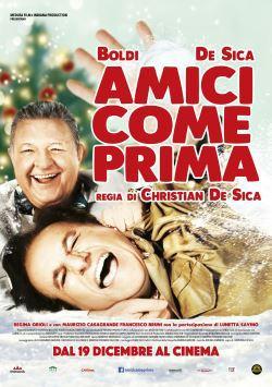 locandina del film AMICI COME PRIMA (2018)