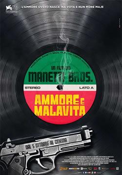 locandina del film AMMORE E MALAVITA