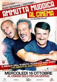 locandina del film AMMUTTA MUDDICA AL CINEMA
