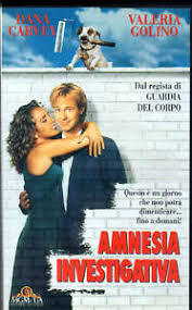 locandina del film AMNESIA INVESTIGATIVA