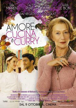 locandina del film AMORE, CUCINA E CURRY