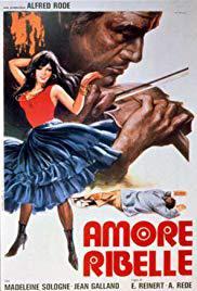 locandina del film AMORE RIBELLE (1940)