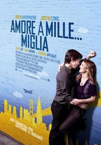 locandina del film AMORE A MILLE... MIGLIA