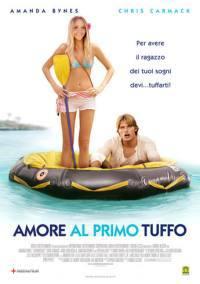 locandina del film AMORE AL PRIMO TUFFO