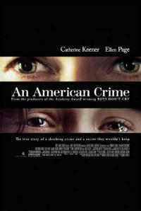 locandina del film AN AMERICAN CRIME