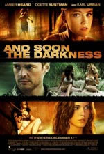 locandina del film AND SOON THE DARKNESS