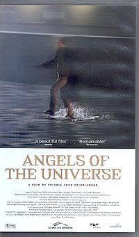 locandina del film ANGELS OF THE UNIVERSE