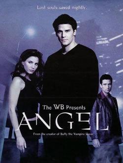 locandina del film ANGEL - STAGIONE 1