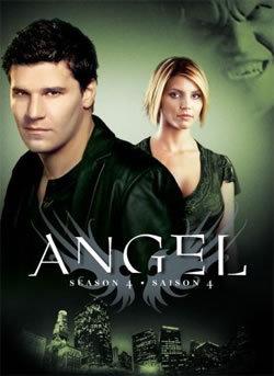 locandina del film ANGEL - STAGIONE 4