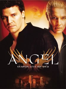 locandina del film ANGEL - STAGIONE 5