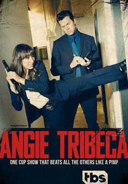 locandina del film ANGIE TRIBECA - STAGIONE 1