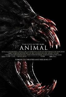 locandina del film ANIMAL - IL SEGRETO DELLA FORESTA