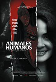locandina del film ANIMALES HUMANOS