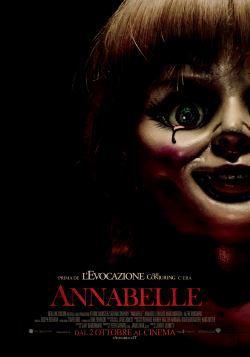 locandina del film ANNABELLE