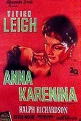 locandina del film ANNA KARENINA (1947)