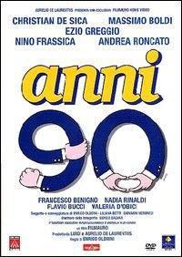 locandina del film ANNI '90