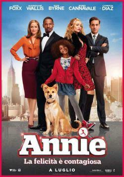 Annie – La Felicita' E' Contagiosa (2014)