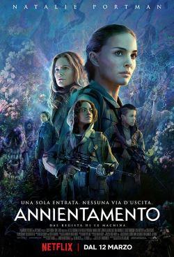 locandina del film ANNIENTAMENTO