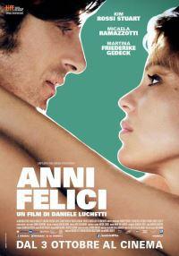 locandina del film ANNI FELICI