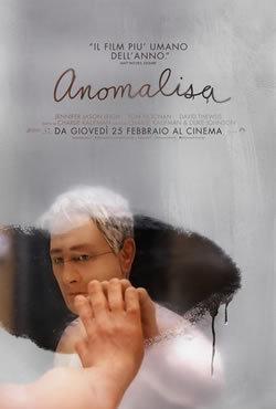locandina del film ANOMALISA