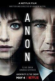 locandina del film ANON