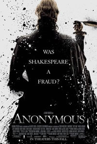 locandina del film ANONYMOUS