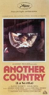 locandina del film ANOTHER COUNTRY - LA SCELTA