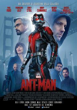 locandina del film ANT-MAN