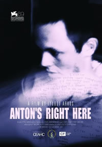 locandina del film ANTON'S RIGHT HERE